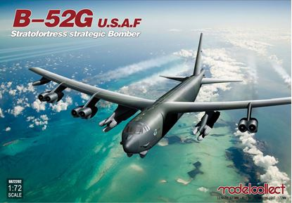 Picture of USAF B-52G Stratofortress strategic Bomber